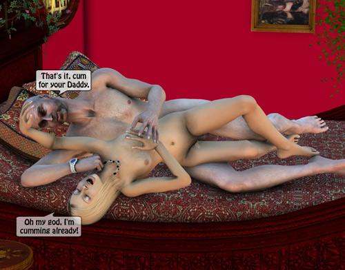 3d incest pics