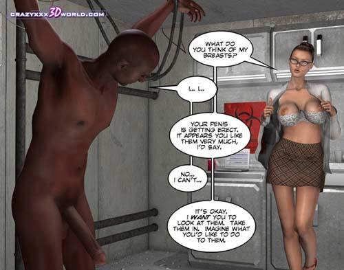 3d lesbian comics