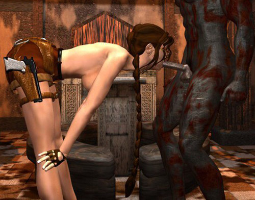 tomb raider 3d porn pics